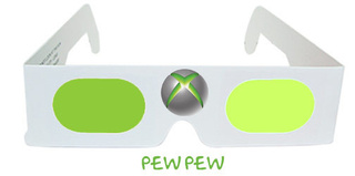 The Next Xbox to Support Stereoscopic 3D?