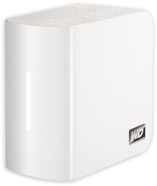 Western Digital's My Book World Edition II Offers 4TB of RAID Network Storage