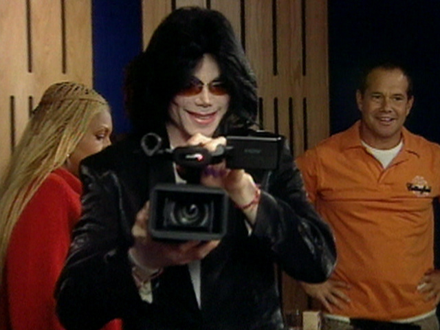 Michael Jackson Gets His Geek On