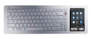 ASUS Eee Keyboard Blithely Glides Past June Release, Now Scheduled For August