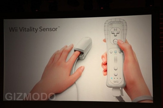 Nintendo on the Wii Vitality Sensor: You Just Don't Understand