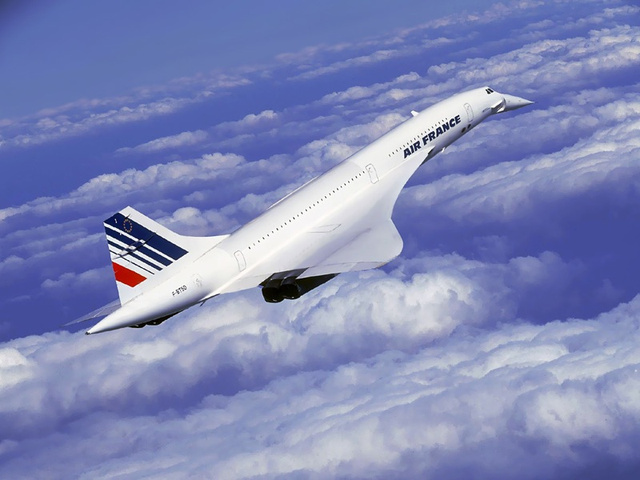 The Supersonic Concorde Jet: Can We Go Back to 1979, Please?