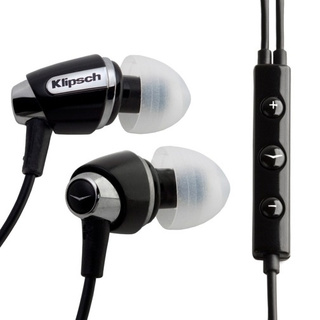Klipsch S4i In-Ear Headset Features Apple's Mic and Remote System