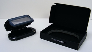 V-Screen Adds Faux 3D To The PSP