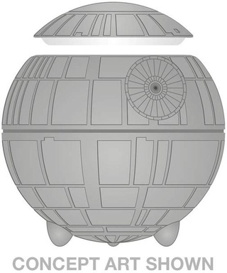 Death Star Cookie Jar Keeps Sweets Safe From Everything But the Force