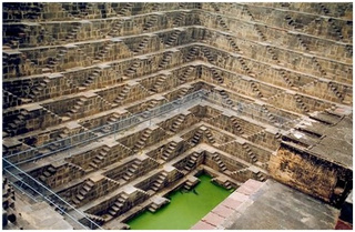 Chand Baori Gallery