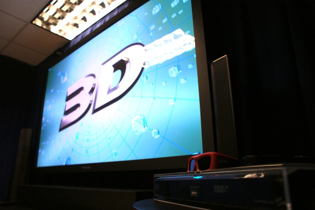 3D TV: Blu-ray Looks Great, But What's Next?