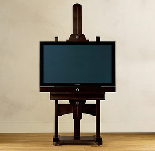 Easel Turns Trashy TV Into High Art