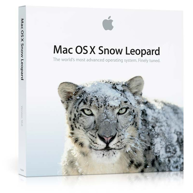 Mac OS X Boxes Gallery