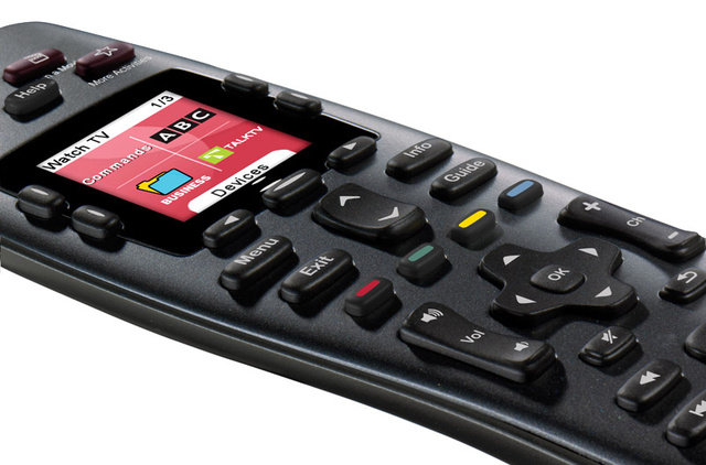 Logitech Harmony 700 Universal Remote Gives You More Physical Buttons