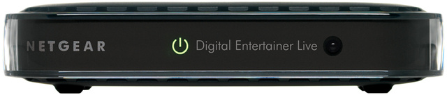 Netgear Digital Entertainer Live Streams PC Media to the Television