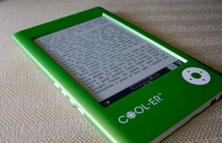 Budget Cool-er Reader with Color Touchscreen and 3G Planned for Early Next Year