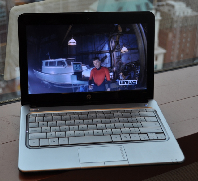 HP Mini 311 Comes Original With Nvidia Ion Transistor Graphics Powah for $400
