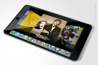 Apple Tablet with 9.6-inch Touchscreen, HSDPA in February?