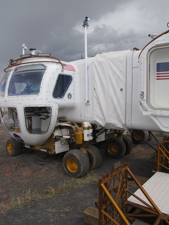 NASA Desert RATS Gallery