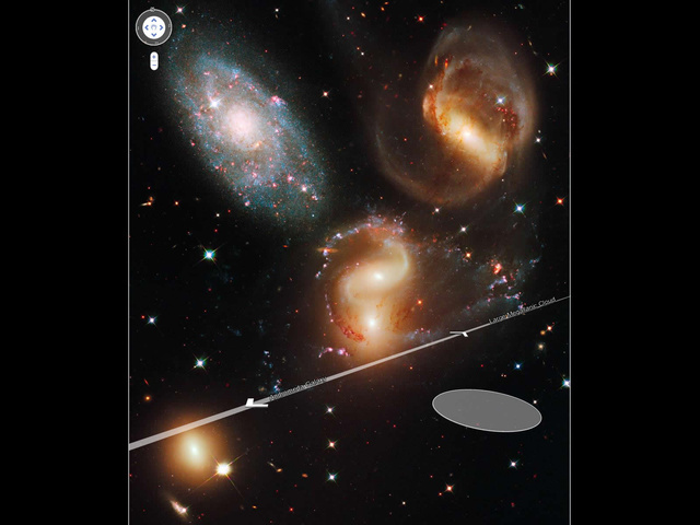 Surprising Hubble Discoveries Gallery