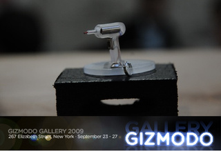 At Gizmodo Gallery 09: Freakishly Tiny Drill!