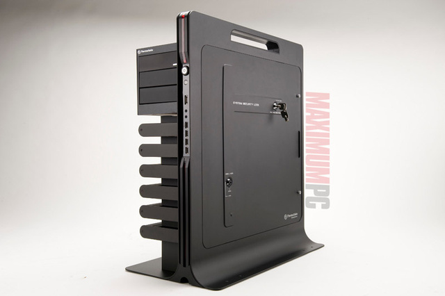 This Is What the Thermaltake Level 10 Case Actually Looks Like