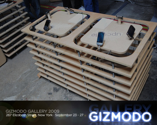 Own a Piece of Gizmodo Gallery '09!