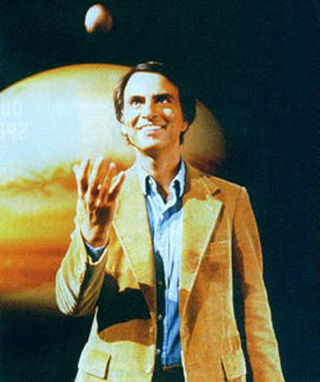Little Known Fact: Astronomer Carl Sagan Was A Stoner
