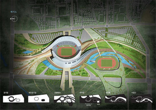 2014 Asia Games Stadium Gallery