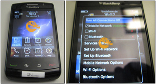 "New York Times: BlackBerry Storm 2 Coming ""This Week"""