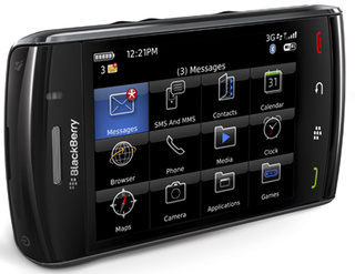 BlackBerry Storm 2 Review Roundup