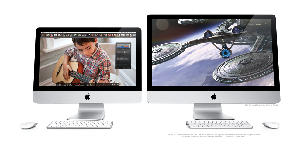 iMac and Magic Mouse Gallery