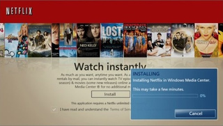 Streamlined Netflix Experience Now Available On Windows 7 Media Center