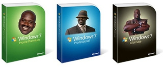 Photoshop Contest: Make Windows 7 Cool