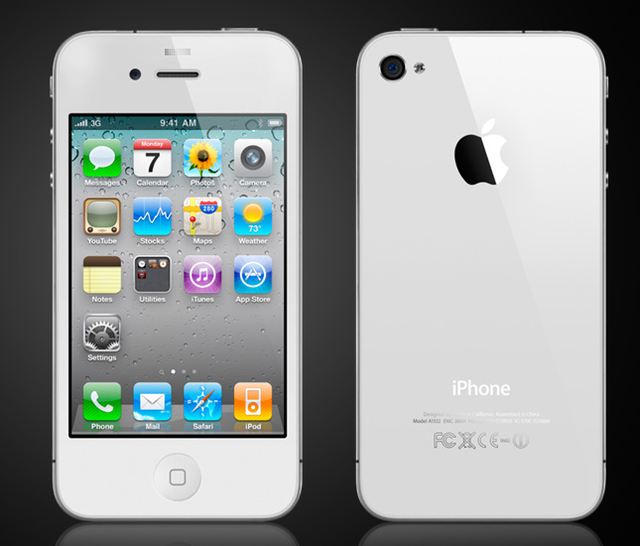 White iPhone 4: Delayed, Canceled, or Both