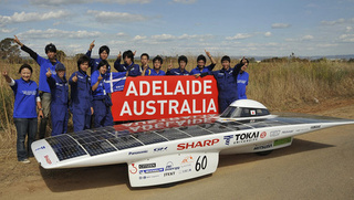 The Fastest Solar Car on the Planet