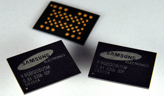 Samsung's New Ultra Slim 30-Nanometer Flash Memory Chips Will Cause Gadget Shrinkage
