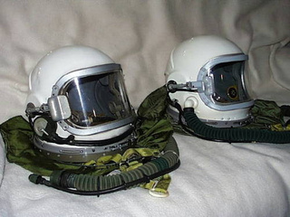 Fighter Pilot Helmet Gallery