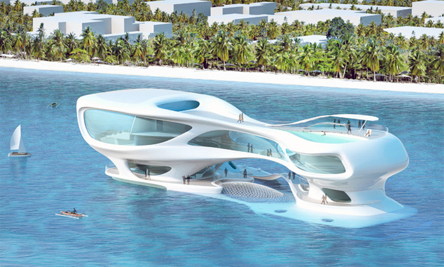 Who Wants to Research Tsunamis at This Indonesian Marine Center of the Future?