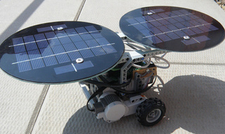 Inexpensive Solar Power Comes to Lego Mindstorms NXT