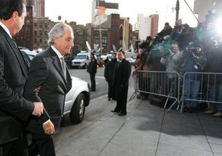 Two Programmers Arrested For Roles In Bernard Madoff Ponzi Scheme