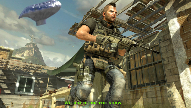 Modern Warfare 2 Easter Eggs Gallery