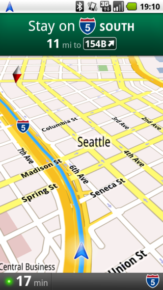 Google Maps Navigation Hits the G1, MyTouch, All Other 1.6 Handsets