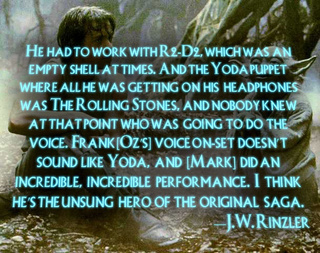 Mark Hamill, Unsung Hero of Empire Strikes Back