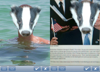Bored This Friday? Turn Your Friends Into Augmented Reality Badgers Using This App