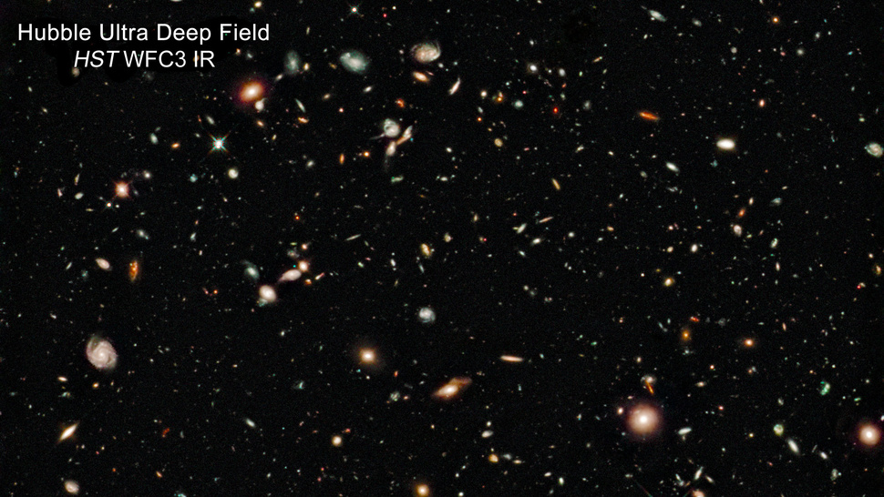 New Hubble Ultra Deep Field Image Will Inspire You Today