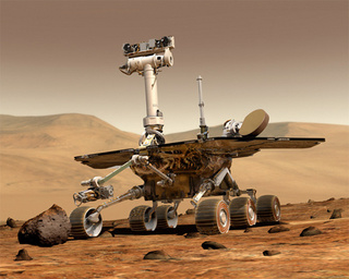 Mars Spirit Rover Suffers Another Setback With Second Wheel Thought Broken