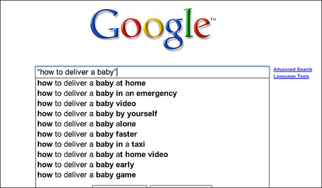 Man Delivers Baby Using Guide Found on Google