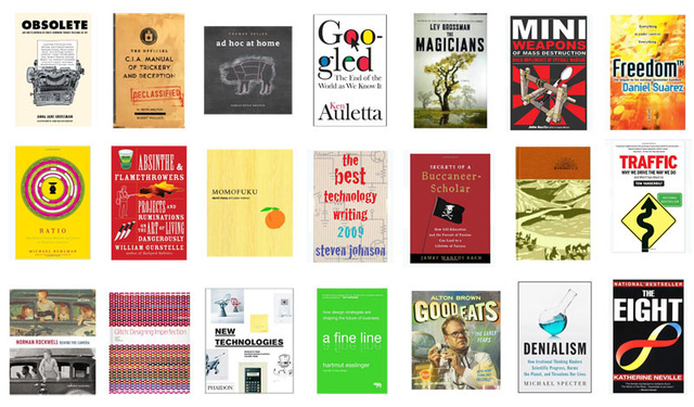 The Gizmodo Reading Room: Books We Love