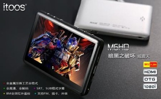 iToos M6HD PMP Provides 1080i HD Output On the Cheap