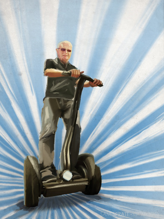 Segway Owner James Heselden: Inventor, Businessman, Philanthropist