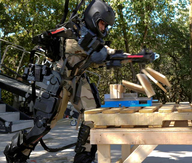 XOS Exoskeleton Goes to Mark II With More Superpowers
