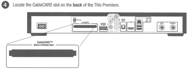 Premiere, TiVo's Next HD DVR Possibly Revealed in Instruction Manual Mix Up