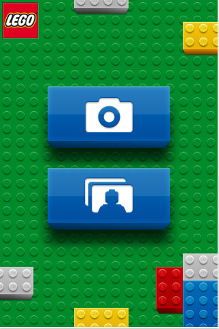 Lego Photo App Gallery